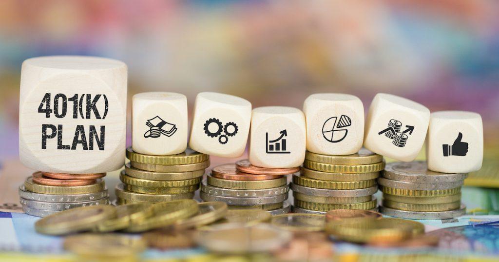 Planes de ahorro para el retiro 401(k)