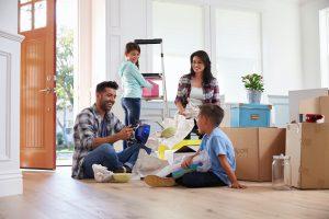 Cambio de residencia en EE.UU.
