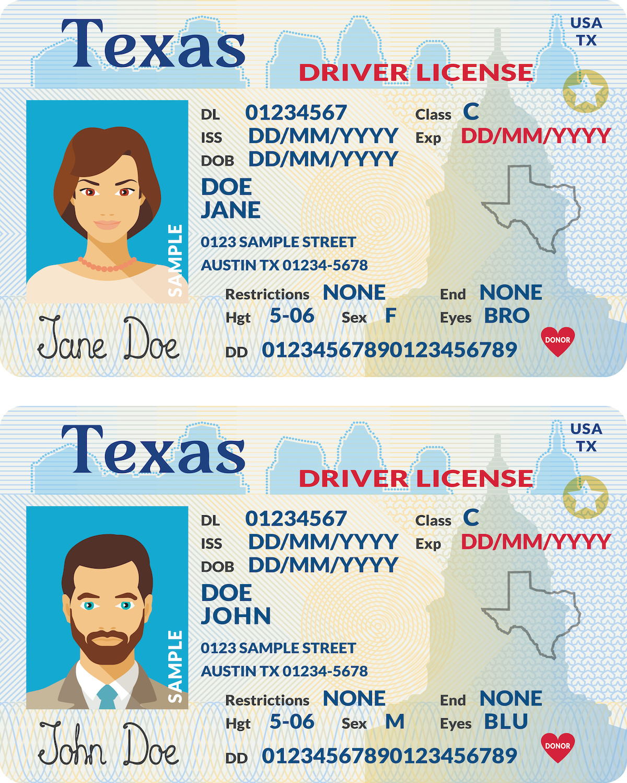 Identificación oficial Real ID en EE. UU.