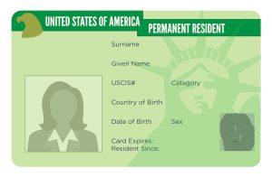 Renovación y reemplazo de la Green Card o Tarjeta Verde