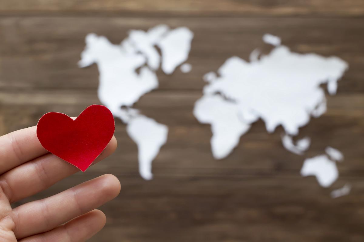 Cómo casarse a distancia con una persona fuera de USA